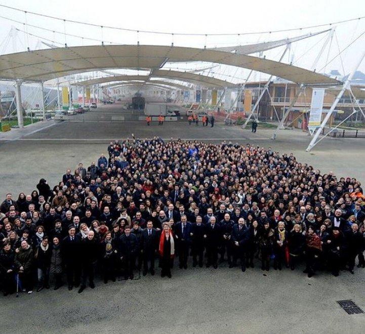 Expo riapre a natale per la festa dei dipendenti