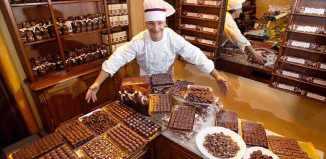 salon du chocolat milano