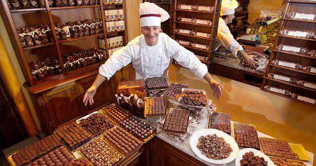 San valentino salon du chocolat e altri eventi da non for Salon du chocolat montauban