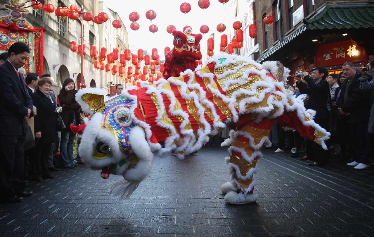 Capodanno cinese milano sfilata