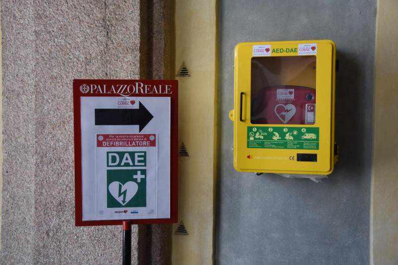 defibrillatori milano