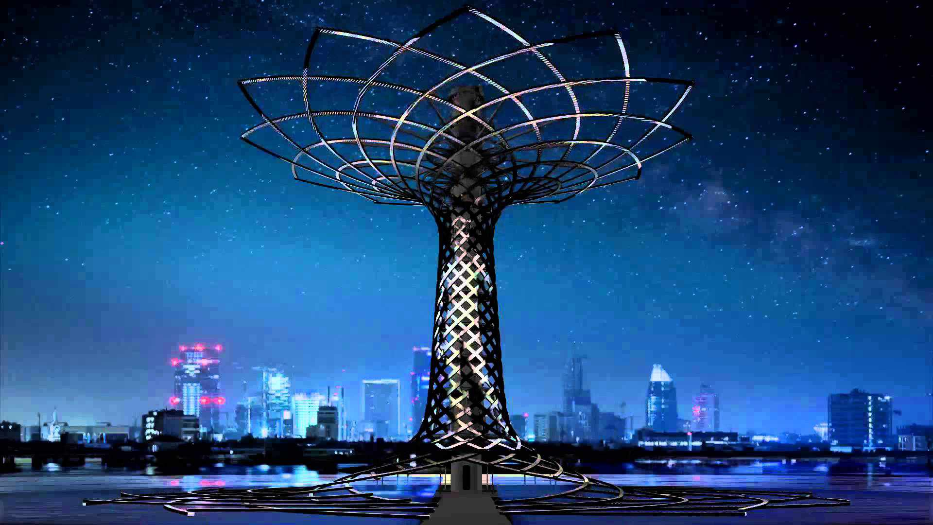 albero della vita expo milano.