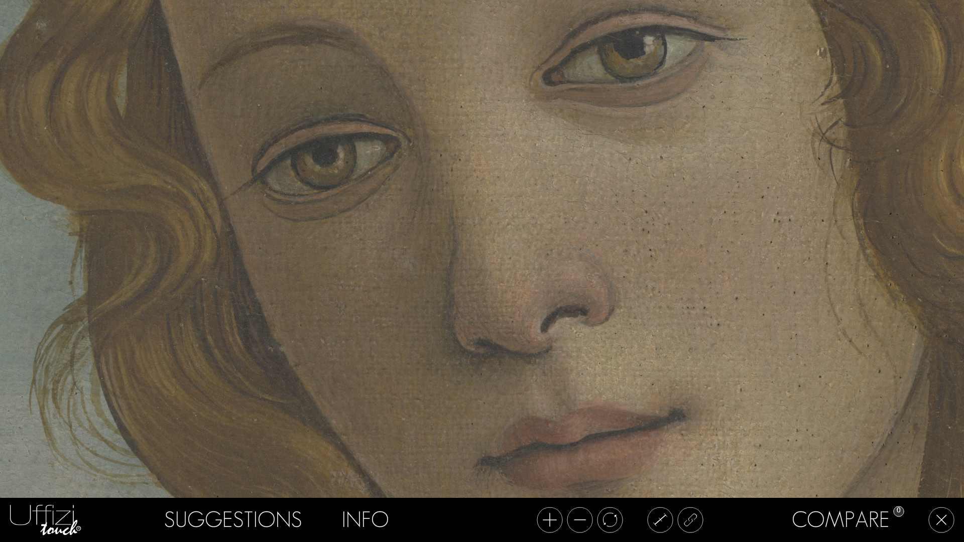 Uffizi Virtual Experience
