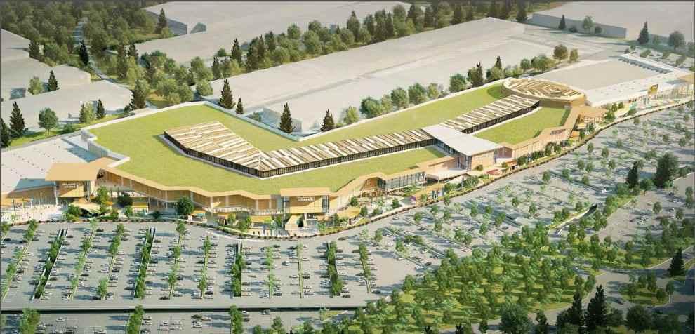arese shopping center apertura