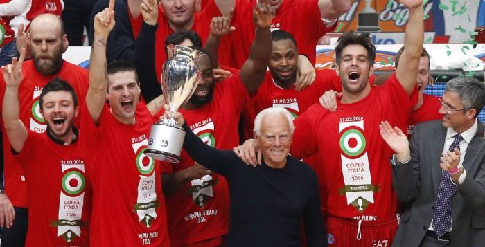 Basket Milano