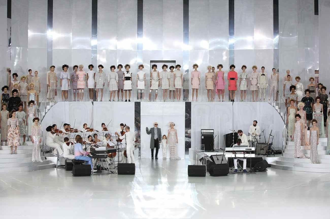 Chanel apre a Milano in Galleria