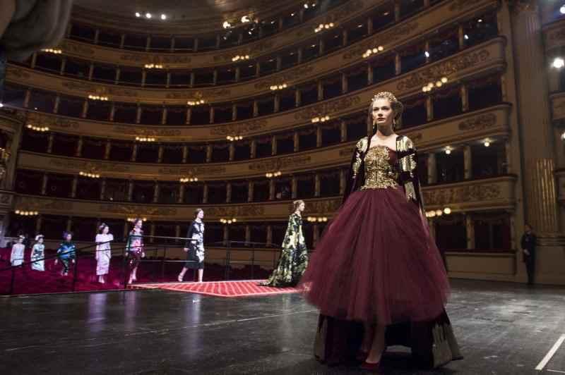 DolceGabbana teatro alla scala milano