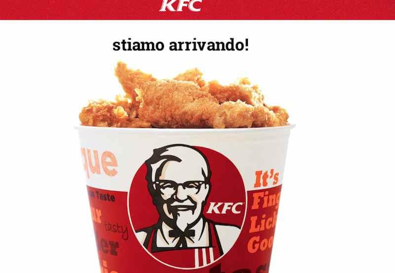KFC-in-Italia