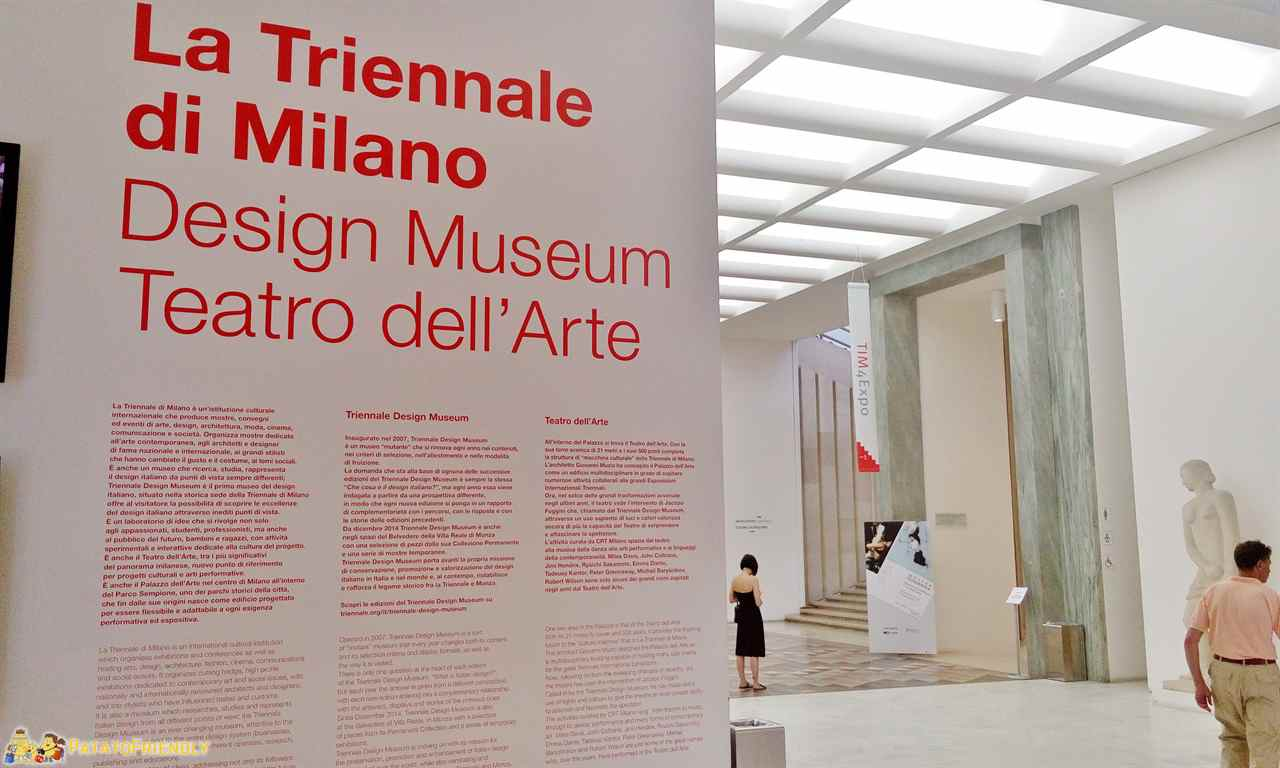 Triennale Di Milano Ceramics : Milano design sabato febbraio visite guidate a ingresso