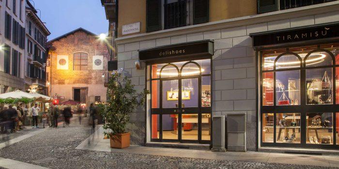 Tiramisu Delishoes Milano