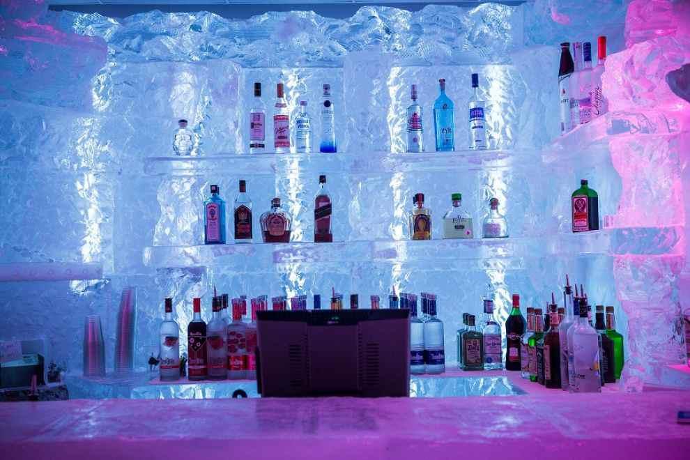 milano bar ghiacciato ibar cubetto