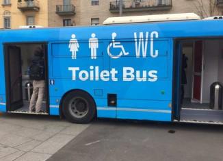toilet busmilano
