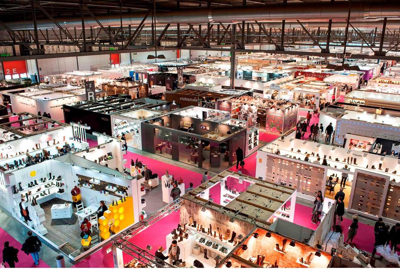 Expo Stands Economic : Micam grande successo per la fiera della calzatura a