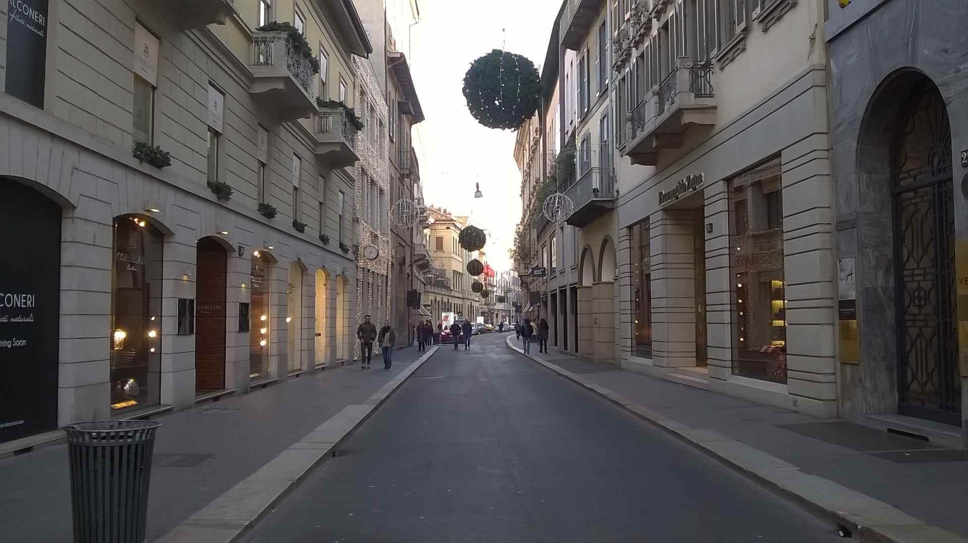 scenari immobiliari via_montenapoleone_milano
