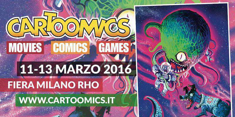 cartoomics milano