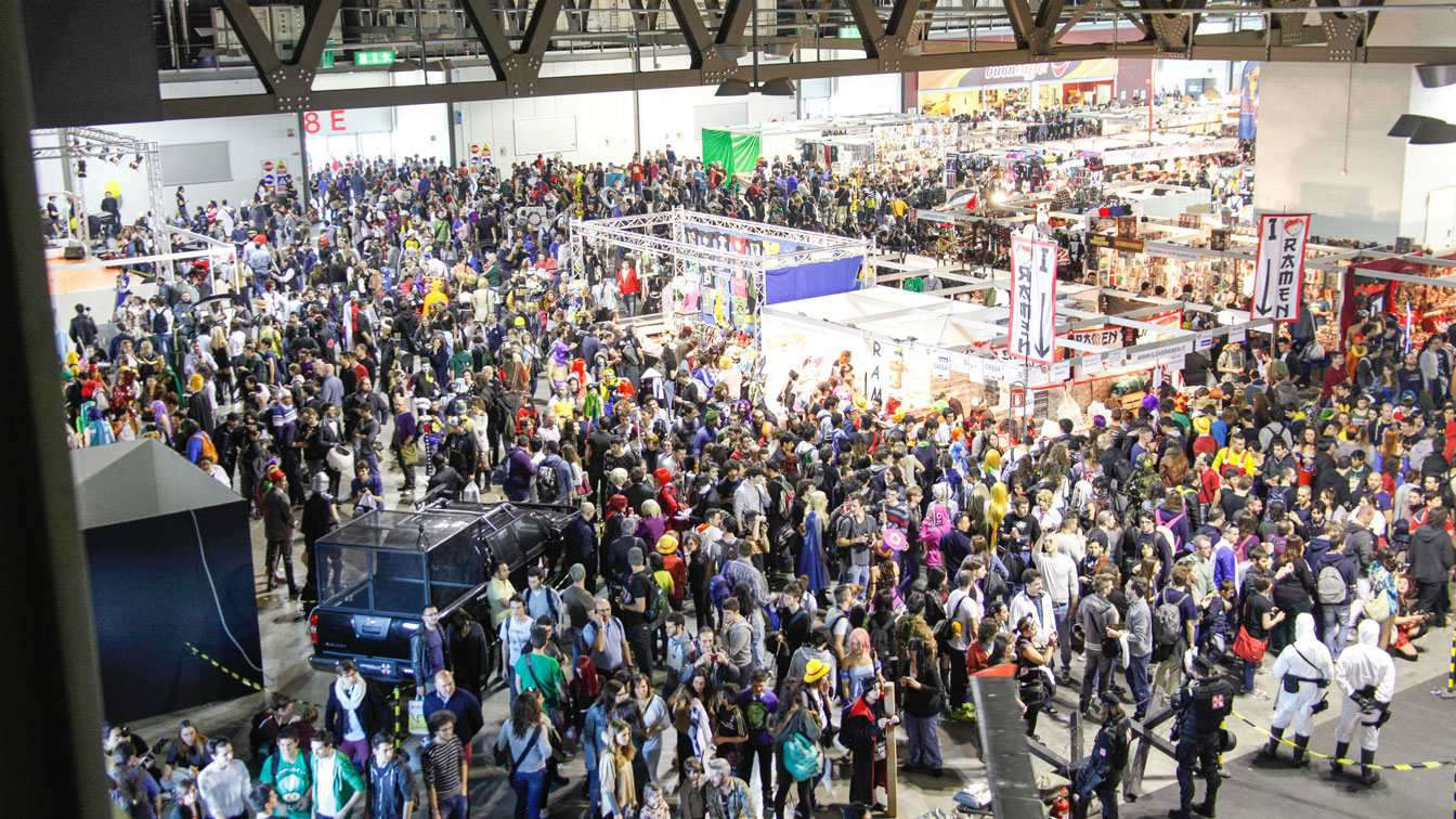 Cartoomics 2016 : fumetti,videogame e cosplay - MILANOEVENTS.IT | News ed Eventi a Milano