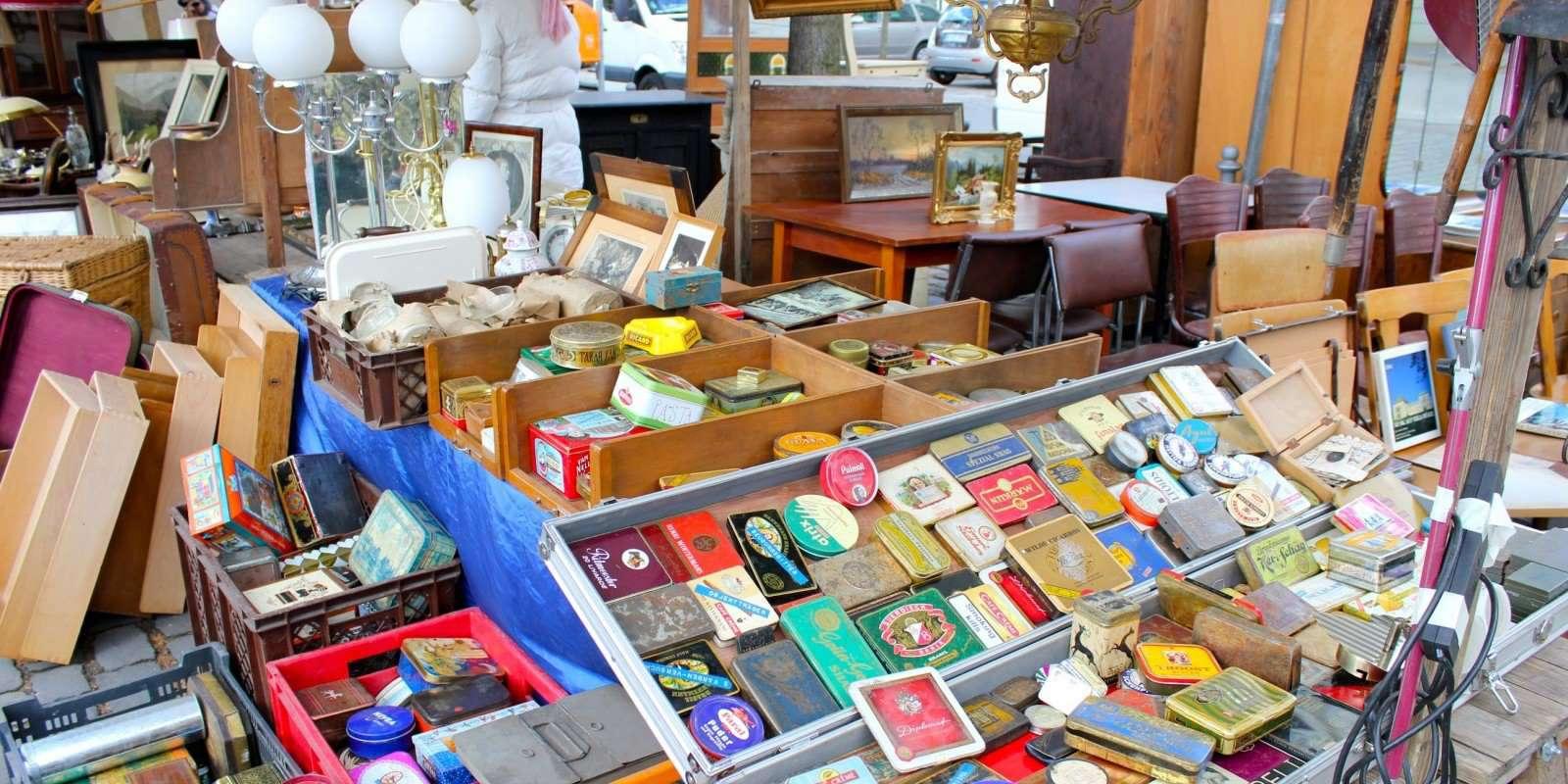 mercatino di Artigianato e Collezionismo milano
