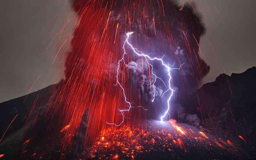 mostra vulcani Museo di Storia Naturale di Milano