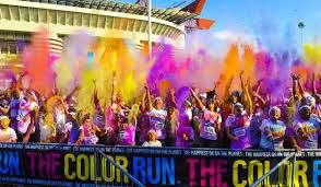 the color run 2016