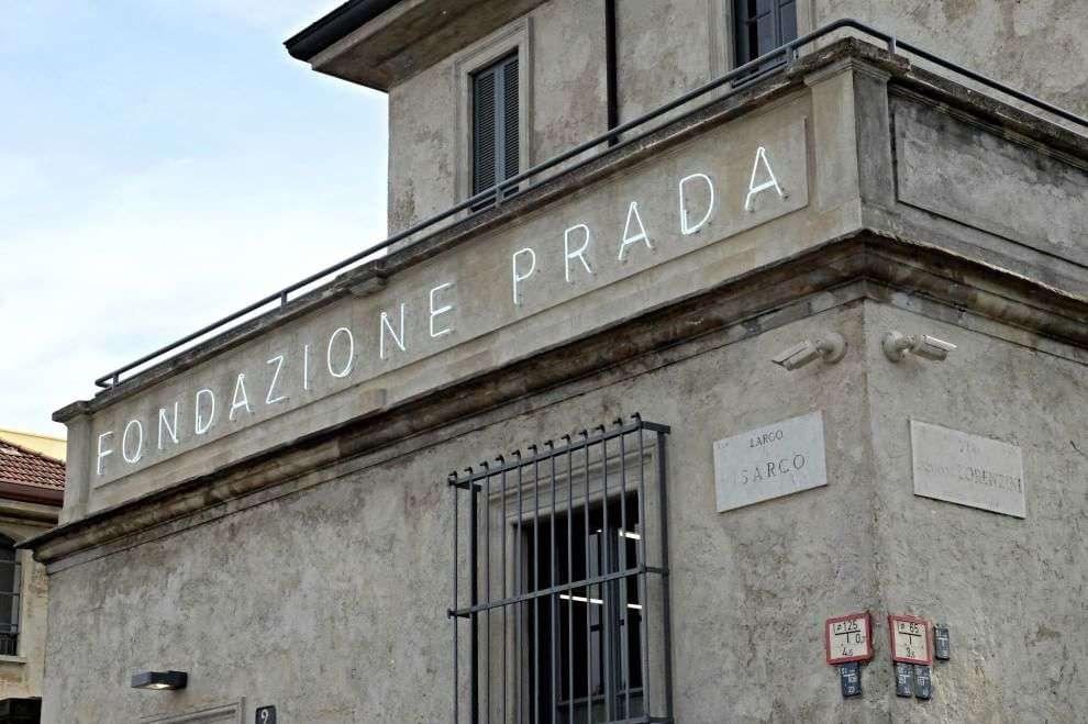 Fondazione prada milanoevents it news ed eventi a milano for Largo isarco 2 milano