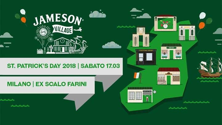jameson village milano