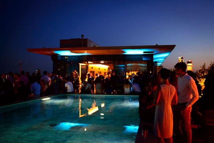 Featured Image For Hotel Viu Milan Rooftop Cocktail Party