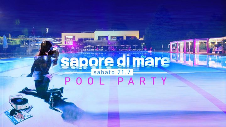 pool party harbour club milano
