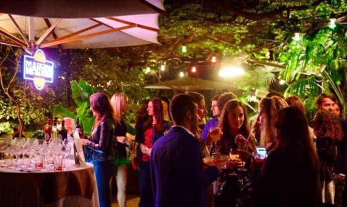 Milano Moda donna Cocktail Party - Hotel Sheraton Diana'