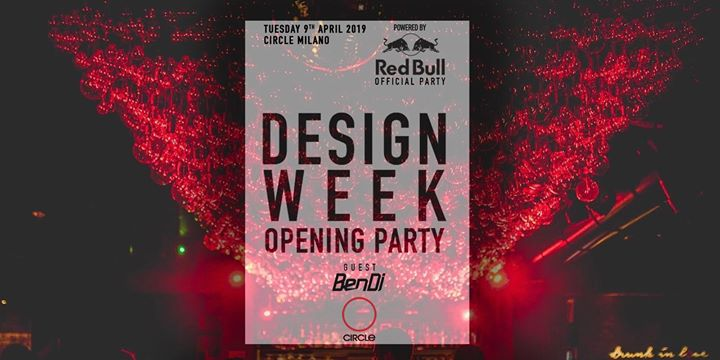 red bull official party fuorisalone 2019