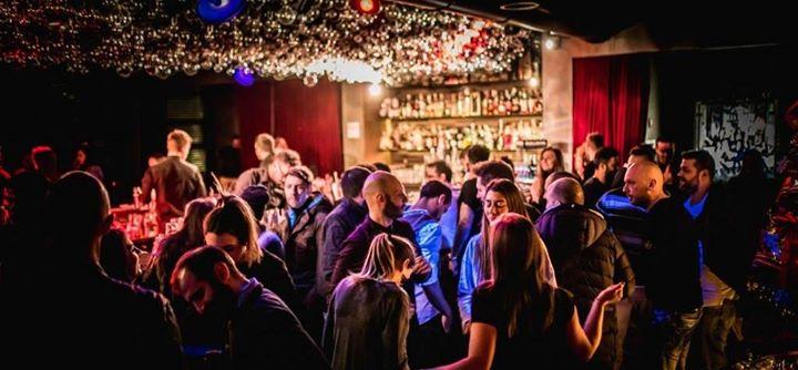 Circle Opening Design Week Redbull party