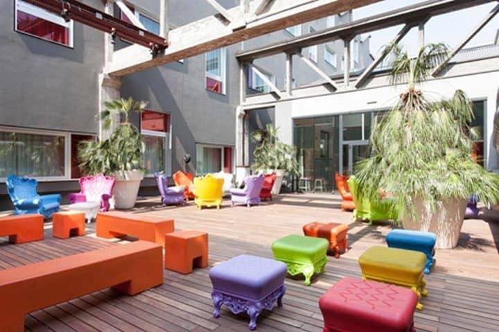 fuorisalone 2019 terrazza nhow hotel