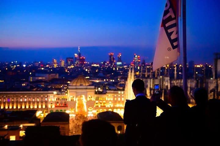 Terrazza Martini Milano Domenica 27 Ottobre Cocktail Party