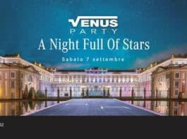 villa reale venus party