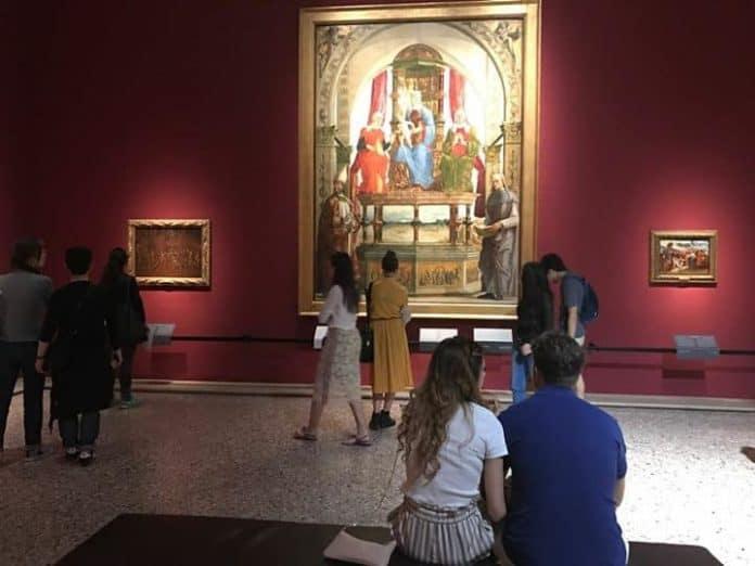 Pinacoteca di Brera guide speciali