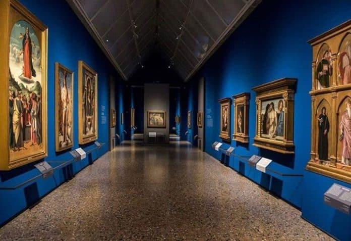 pinacoteca di brera milano online