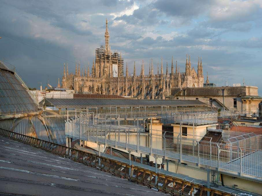 highline galleria milano visite guidate sui tetti della