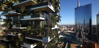 bosco verticale abitanti