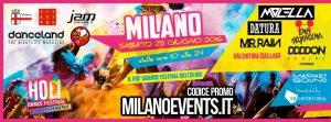 holidance festival milano