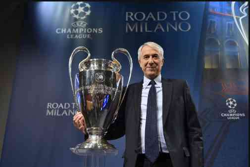 champions league milano