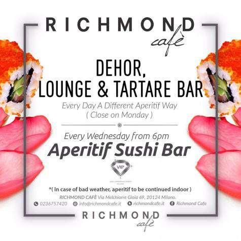 richmond aperitif