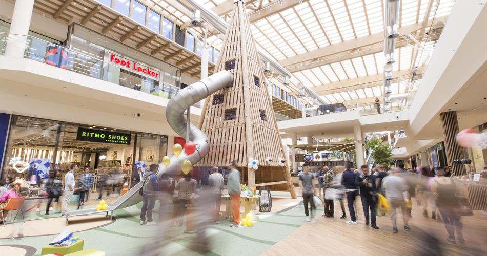 SALDIESTIVIARESE riapertura centro commerciale arese