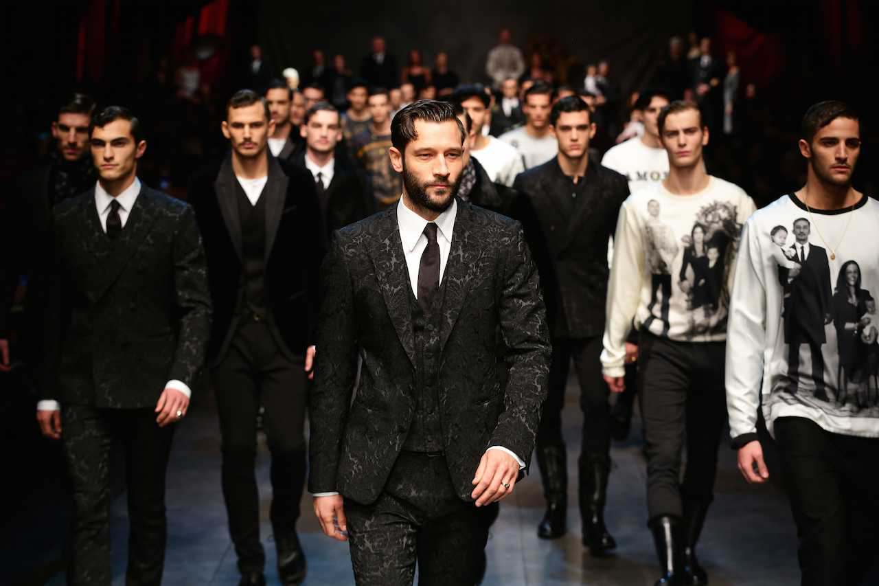 MILANO FASHION WEEK moda uomo digital
