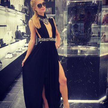paris hilton just cavalli