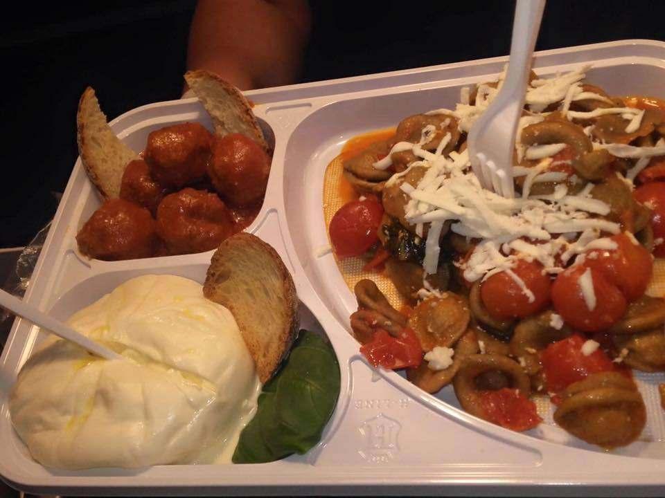 peperoncino street food