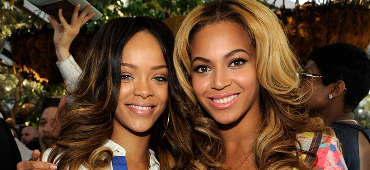 concerti beyoncè-Rihanna