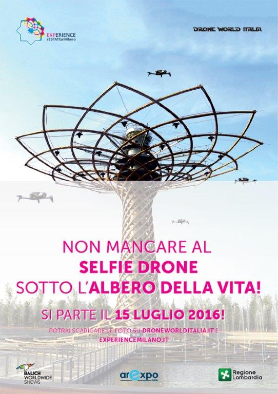 experience drone