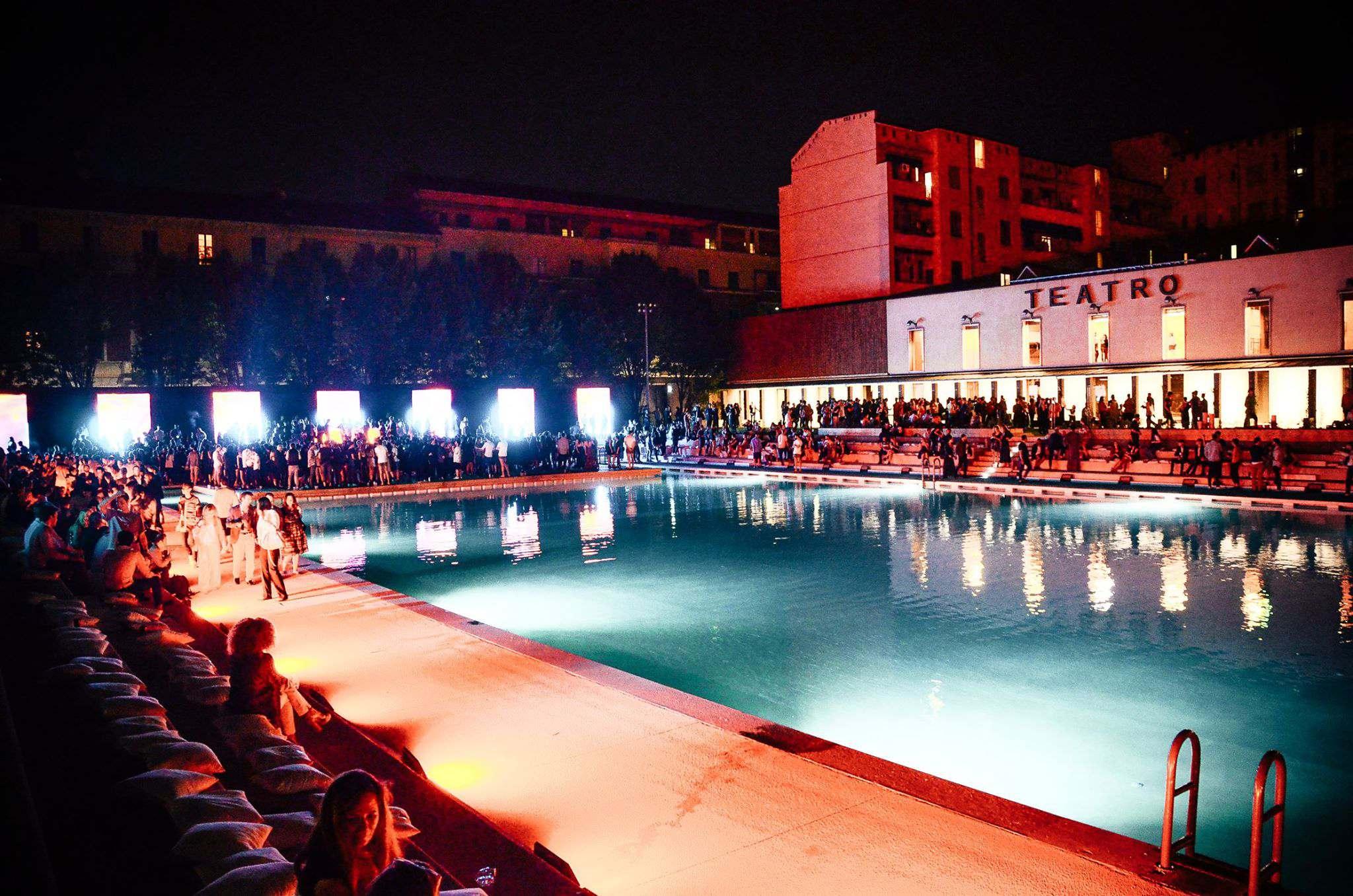 piscine caimi eventi