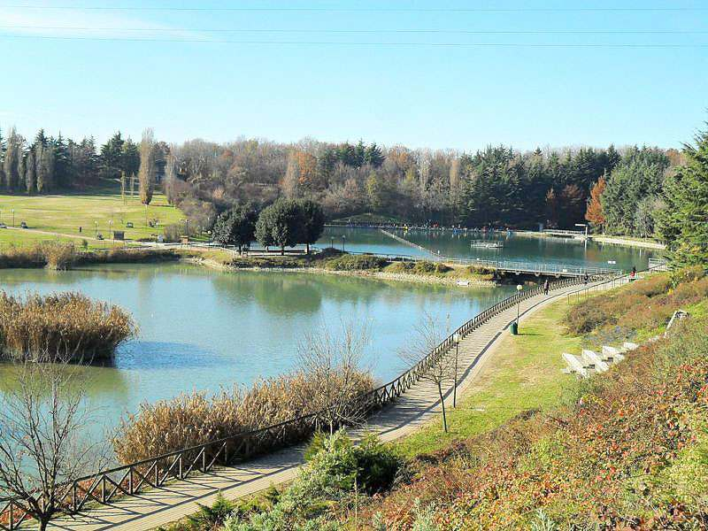 parco lago nord