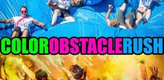 color obstacle rush milano