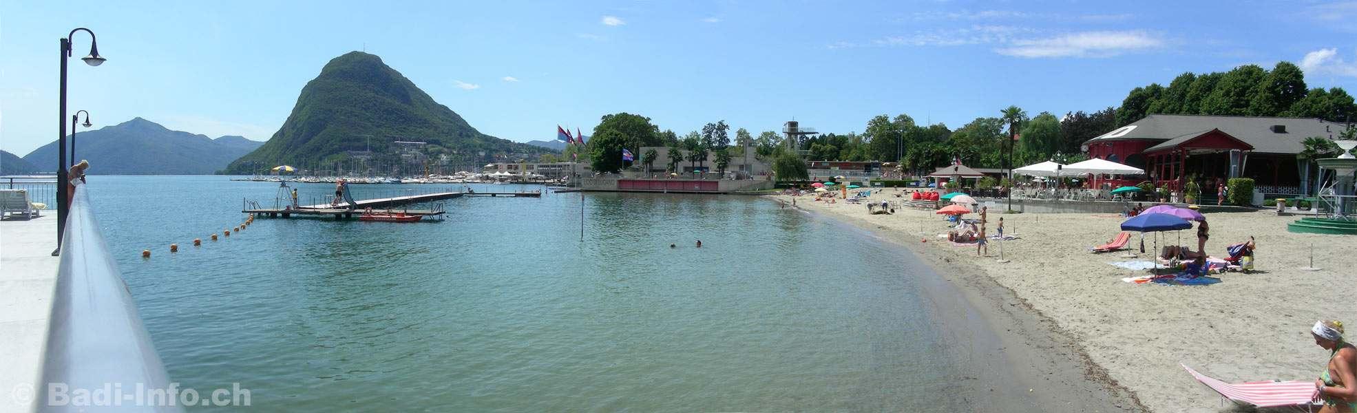 Laghi ecco le 10 spiagge pi belle raggiungibili da milano for Lago vicino milano